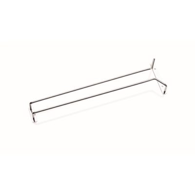 Pohársín 40 cm, krómozott