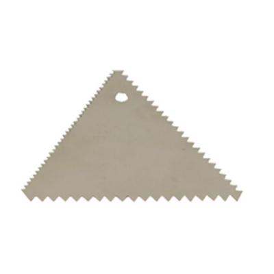 Tésztakártya háromszög 110x110 mm, rm