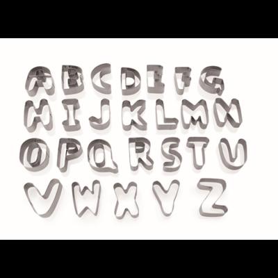 Kiszúrókészlet 26 betű