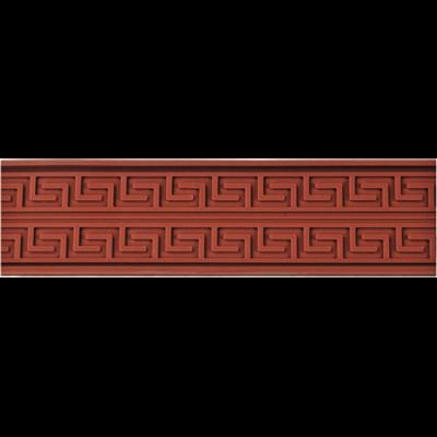 Tortadíszítő 60x8 cm, görög mintás, silicon