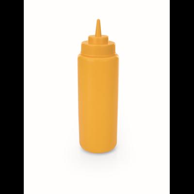 Szószadagoló+tető 0,95 l sárga PE