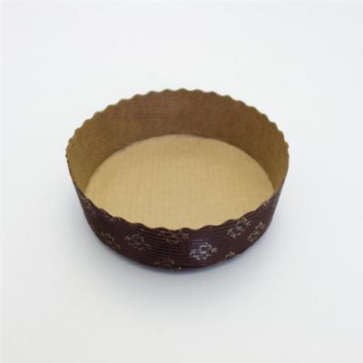 Sütőforma kerek 185/30 mm -40+230C, papír