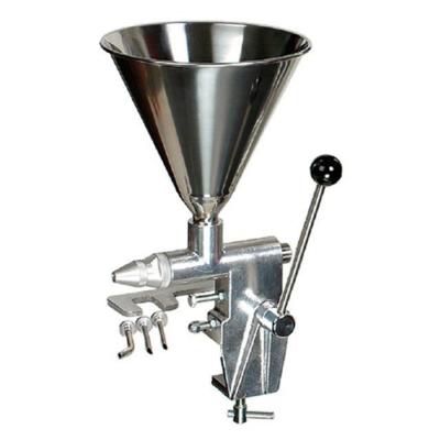 Krémtöltőgép, kicsi 440mm/250mm/2,7kg