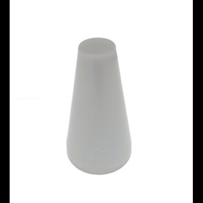 Habcső műanyag (nylon) 6 mm