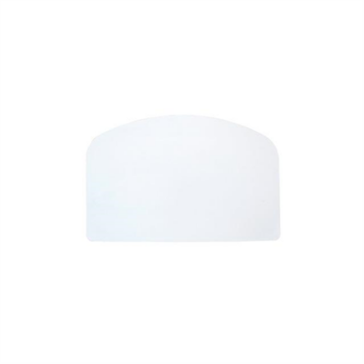 Habkártya, 137x86 mm, hajlékony, LDPE